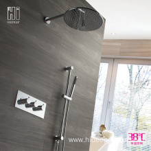 Best quality and factory for Single Handle Thermostatic Shower Faucet HIDEEP Bathroom Thermostatic Shower Faucet Set export to Armenia Importers